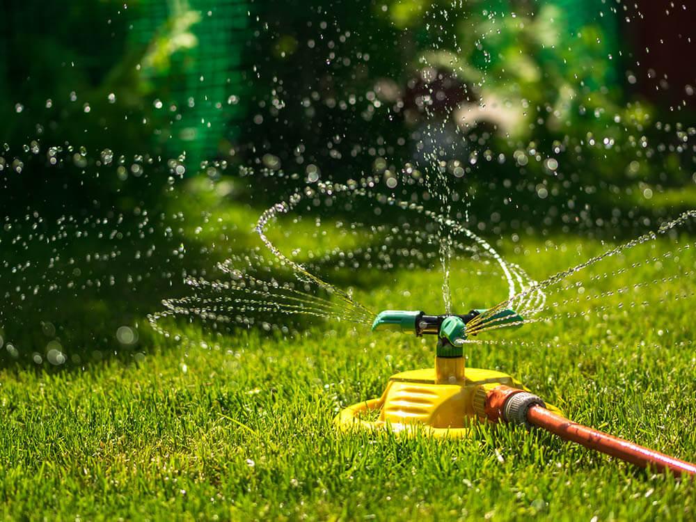 Plantation Sprinklers